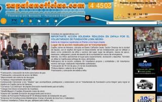 ZAPALA NOTICIAS - 21.06.13