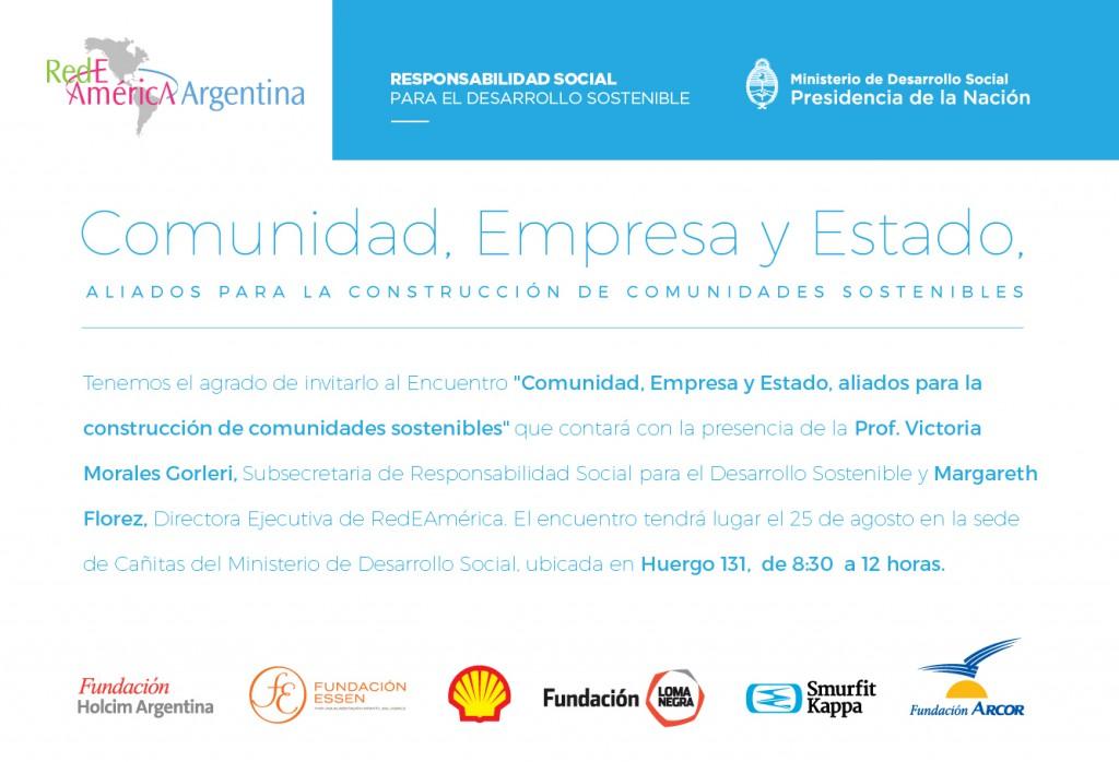 RedEAmérica - Comunidad Empresa y Estado